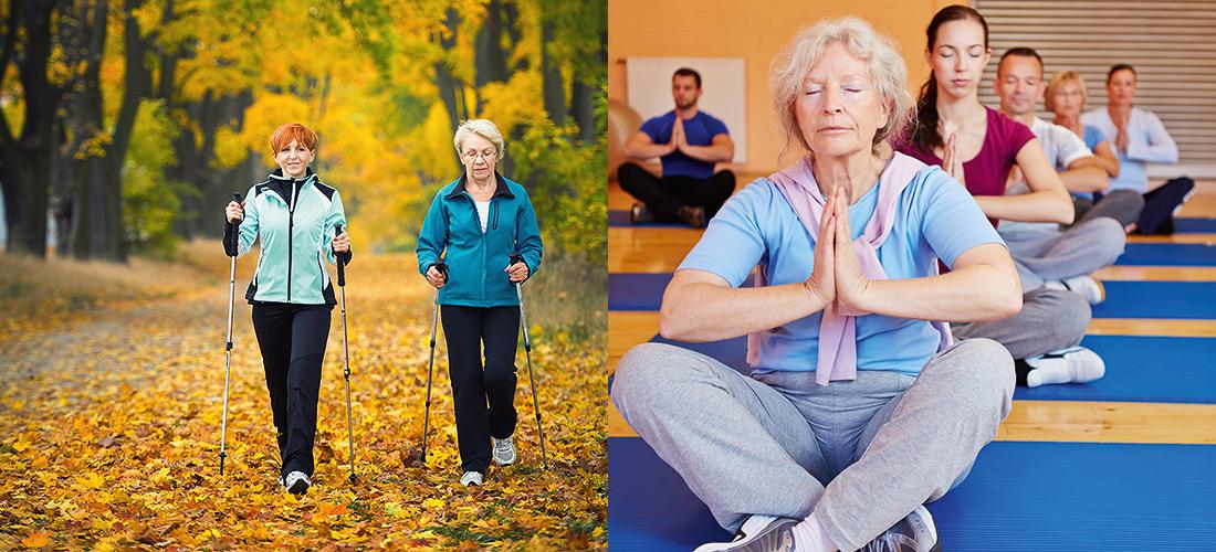 Sporttherapie in Aschaffenburg mit der Gemeinschaftspraxis Drs Klausmann